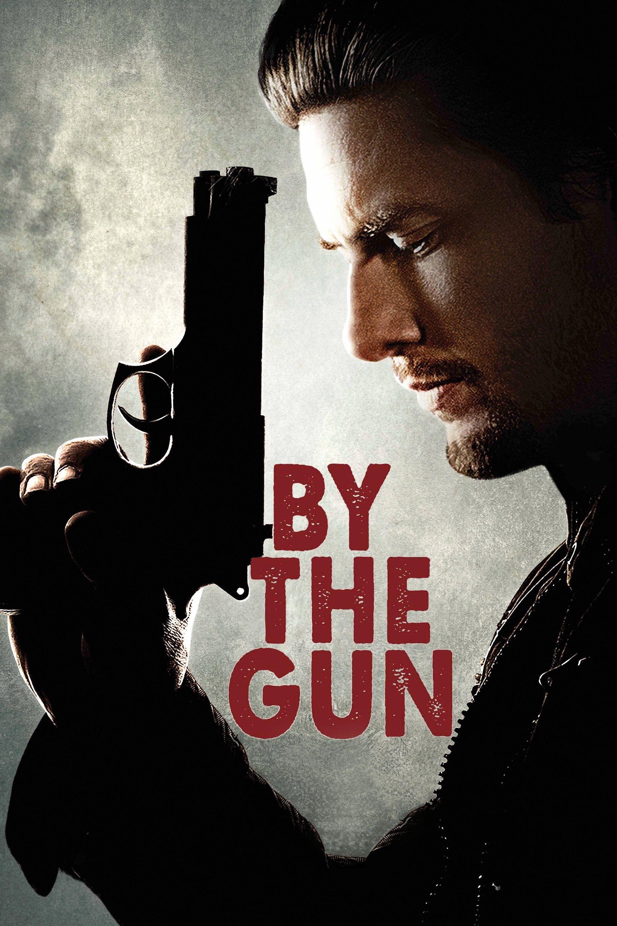 """Poster for the movie """"By the Gun"""""""