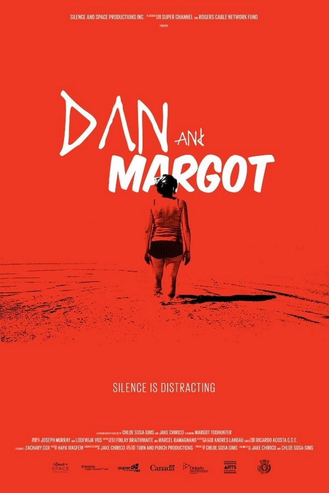 "Poster for the movie ""Dan and Margot"""