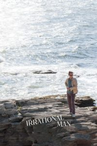"""Poster for the movie """"Irrational Man"""""""