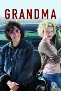 "Poster for the movie ""Grandma"""
