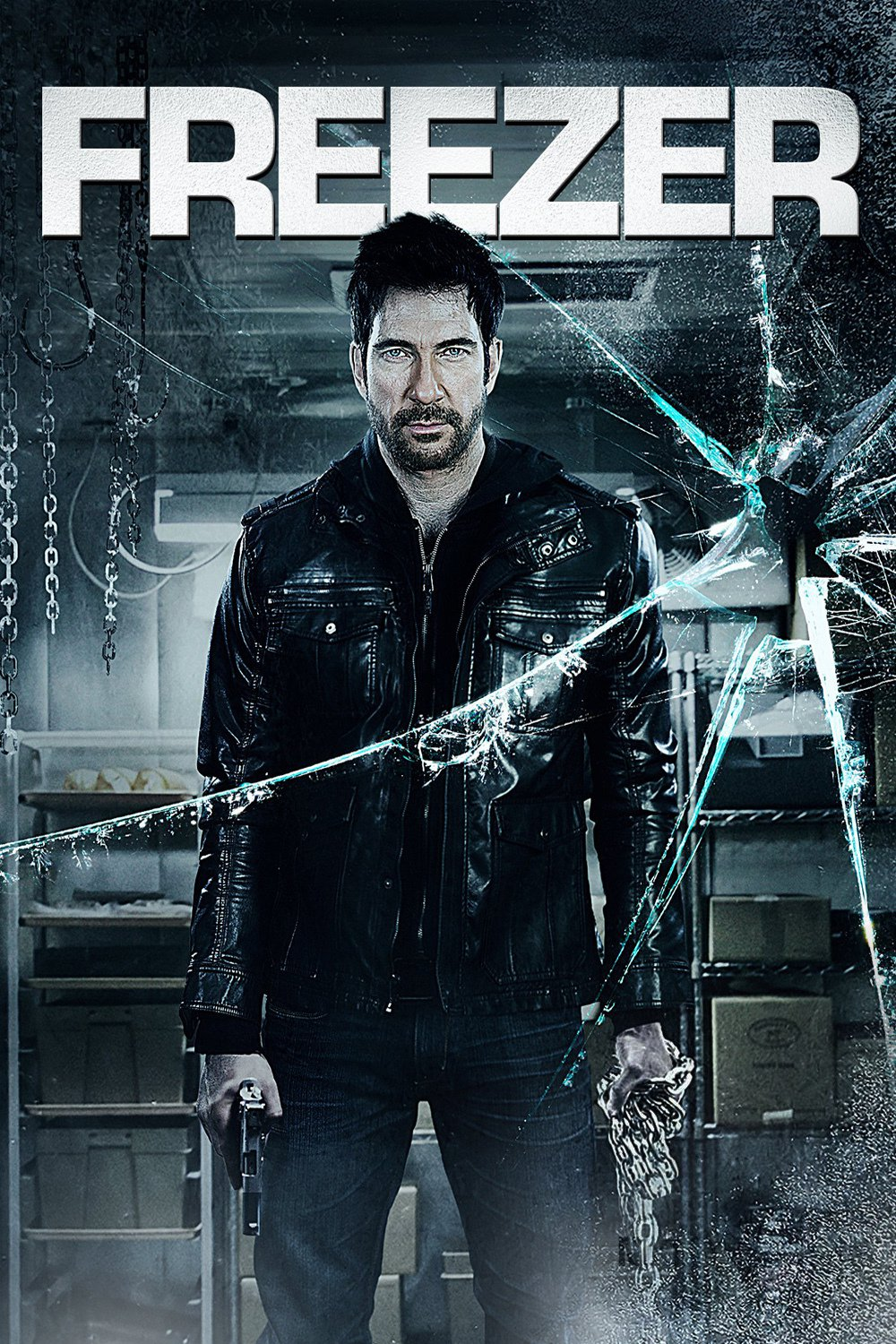 """Poster for the movie """"Freezer"""""""