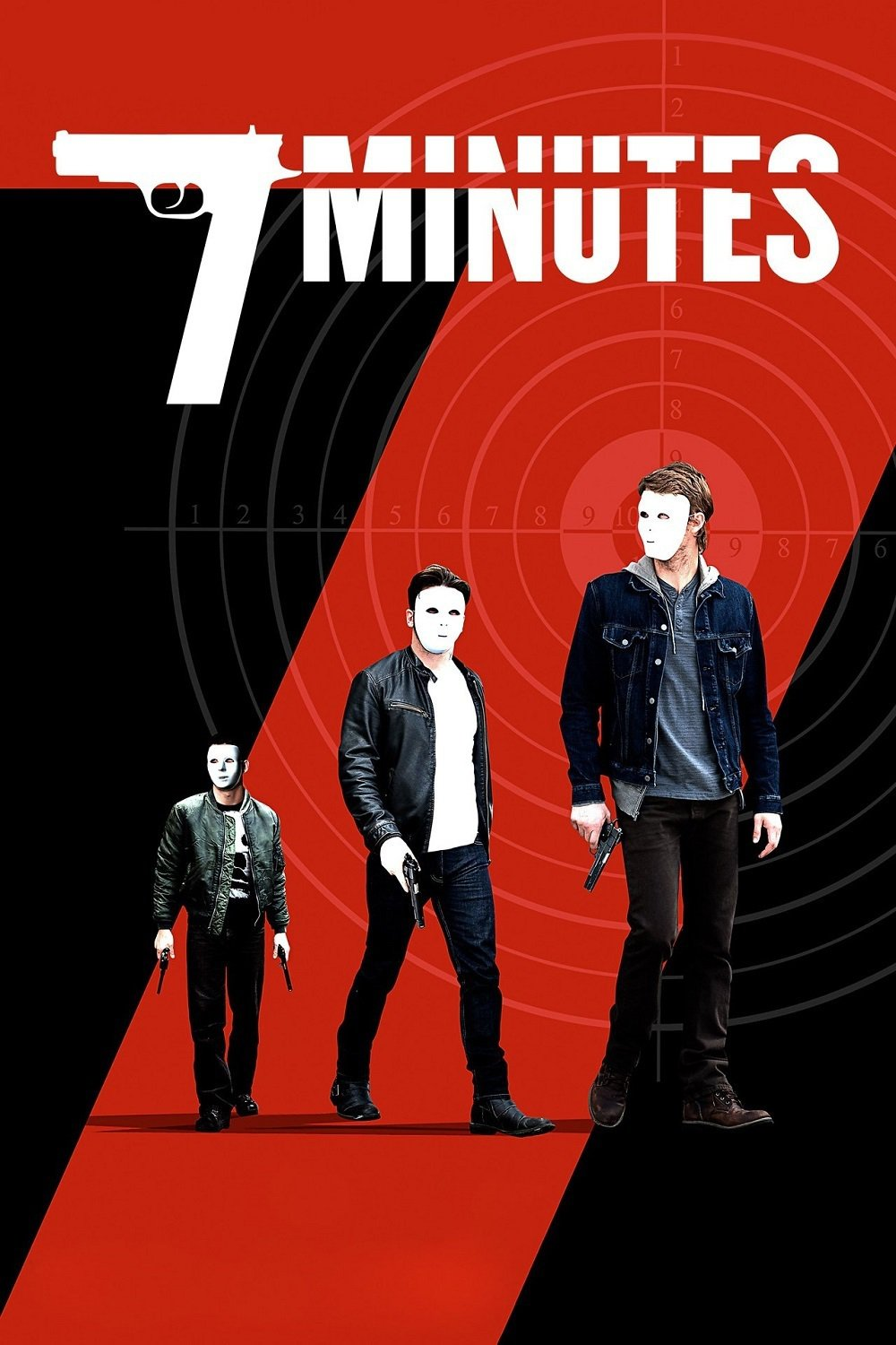 "Poster for the movie ""7 Minutes"""