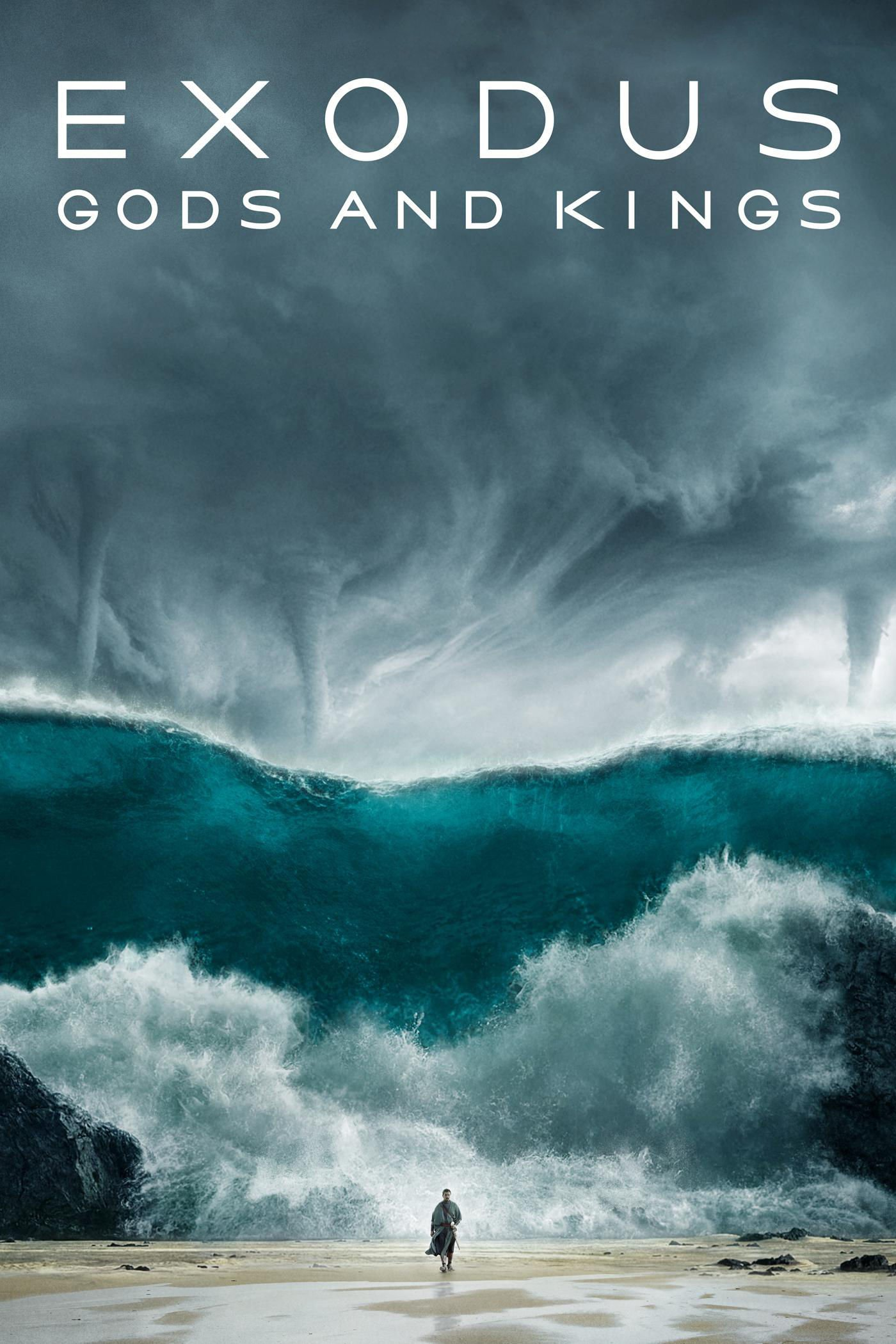 """Poster for the movie """"Exodus: Gods and Kings"""""""