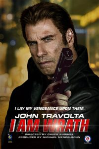 "Poster for the movie ""I Am Wrath"""