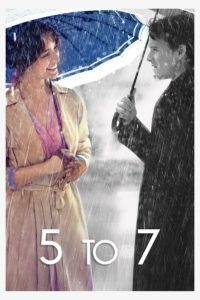 """Poster for the movie """"5 to 7"""""""