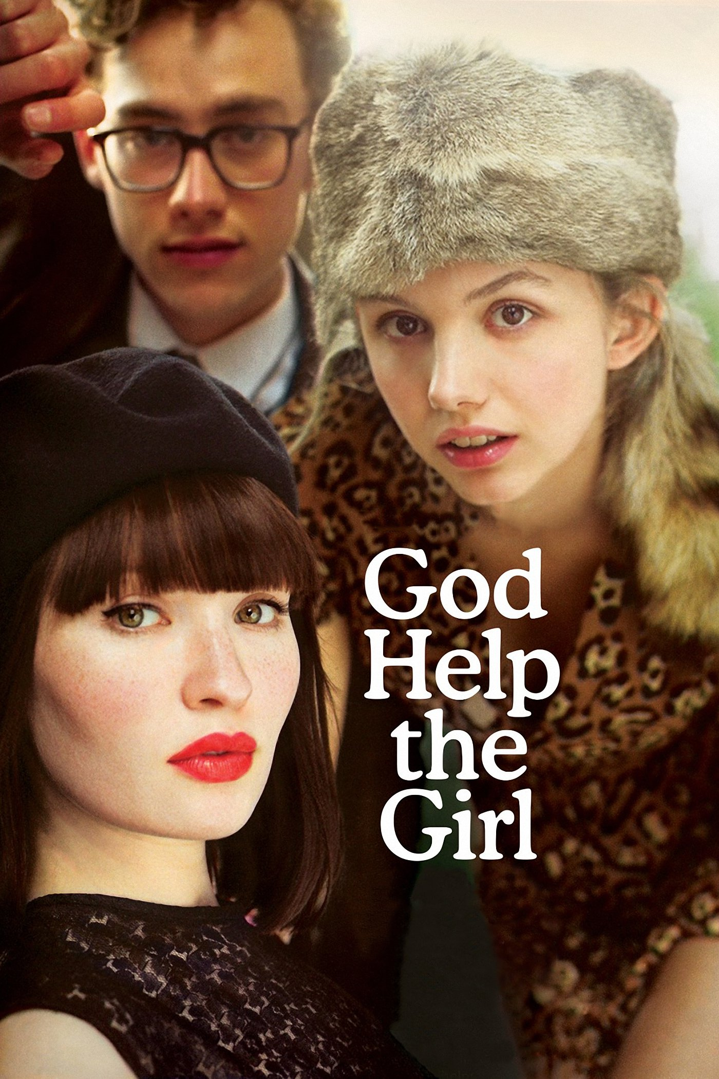 "Poster for the movie ""God Help the Girl"""